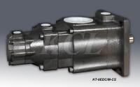 KT7三联叶片泵