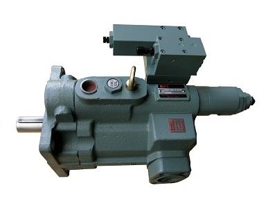 两压两流内控型柱塞泵