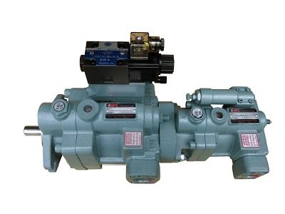 两联柱塞泵