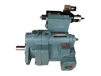 電磁低壓卸載型柱塞泵