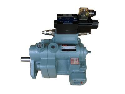 电磁两段压力控制型柱塞泵