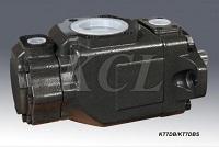 KT7双联泵